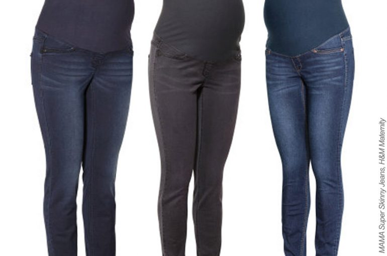 Comfortable & Affordable Over-the-Bump Maternity Jeans - DearBub ...