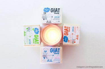 thegoatskincare-soap for sensitive skin-2-reader review_dearbub.com