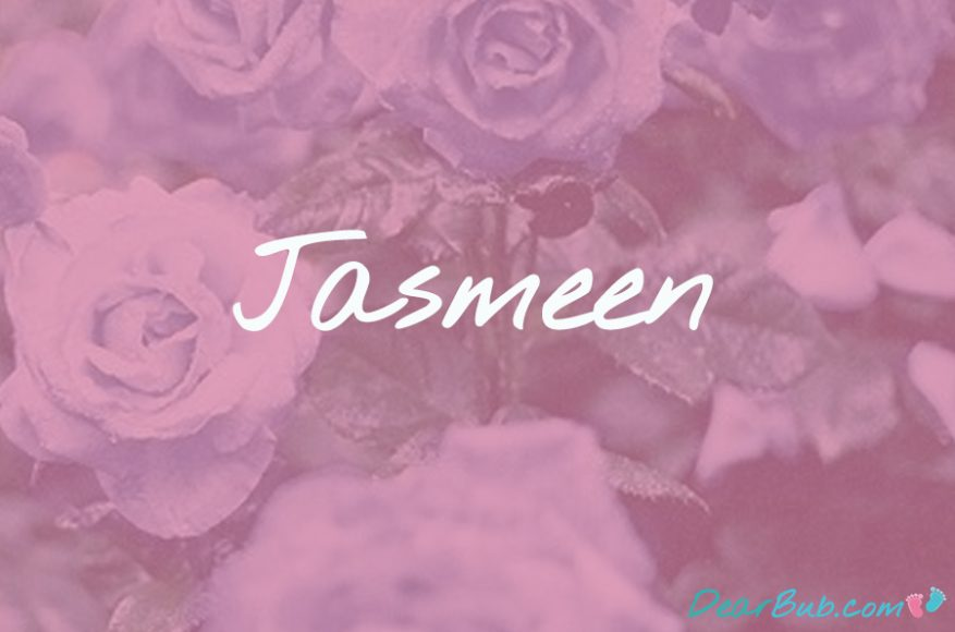 baby names for girls inspired by flowers-babynames-jasmeen-dearbubblog
