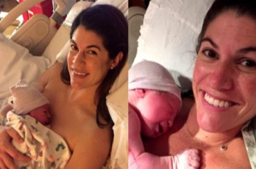 twins give birth same time same day_blog_dearbub.com